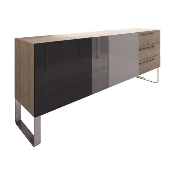Isola Sideboard with 3 Doors and 3 Drawers