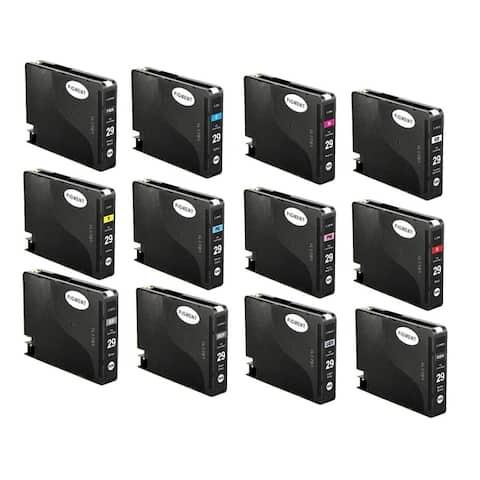 1PK Compatible Canon PGI-29 Cyan, PGI-29C Ink Cartridge For Canon PIXMA Pro1 ( Pack of 1 )