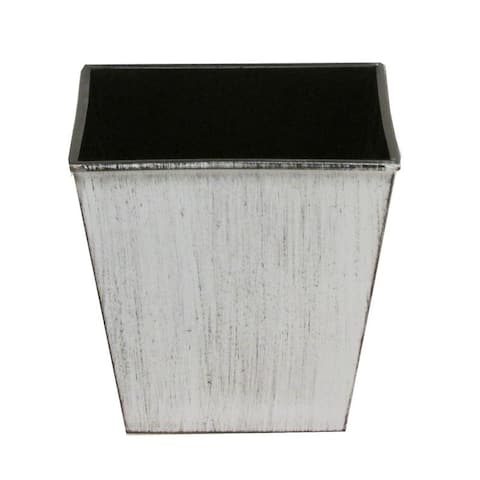 Hand-painted 6-inch Cubic Pot Planter