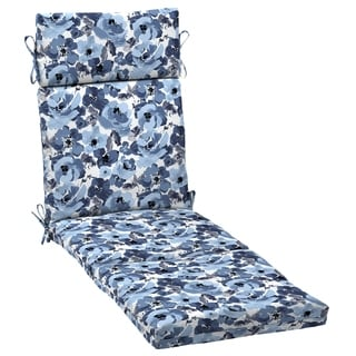 Shop Pillow Perfect Sealife Outdoor Chaise Lounge