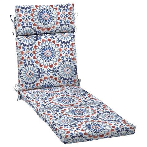 Arden Selections Clark Chaise Cushion - 72 in L x 21 in W x 4 in H