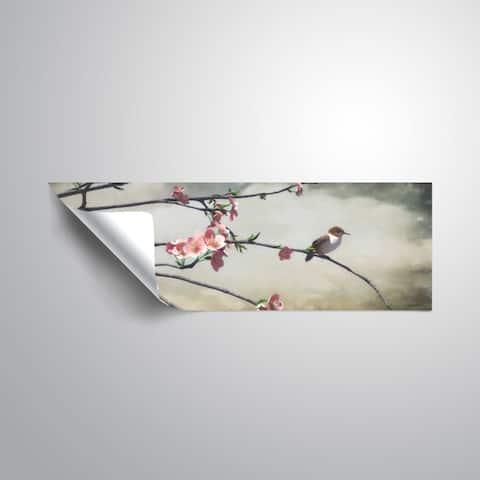"ArtWall ""Apple Blossom"" Removable Wall Art Mural"