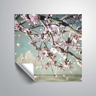 "ArtWall ""Cherry Blossom"" Removable Wall Art Mural"