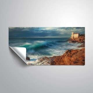 "ArtWall ""On the Edge"" Removable Wall Art Mural"