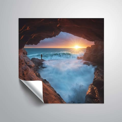 """ArtWall """"What Else"""" Removable Wall Art Mural"""