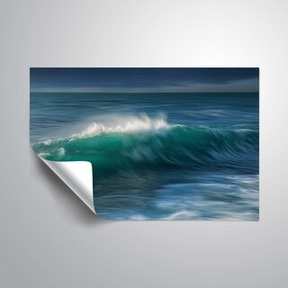 "ArtWall ""Wave"" Removable Wall Art Mural"