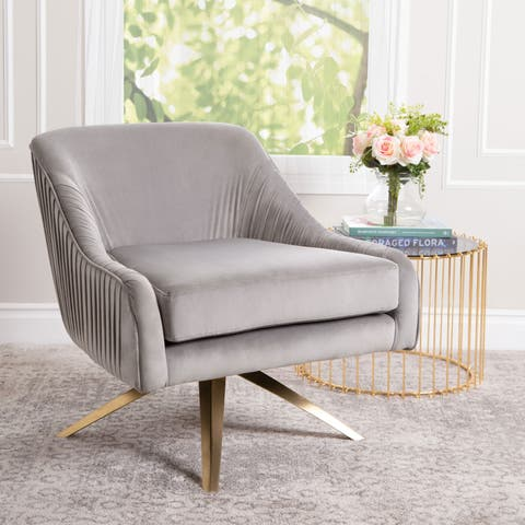 Swivel Living Room Chairs | Shop Online at Overstock