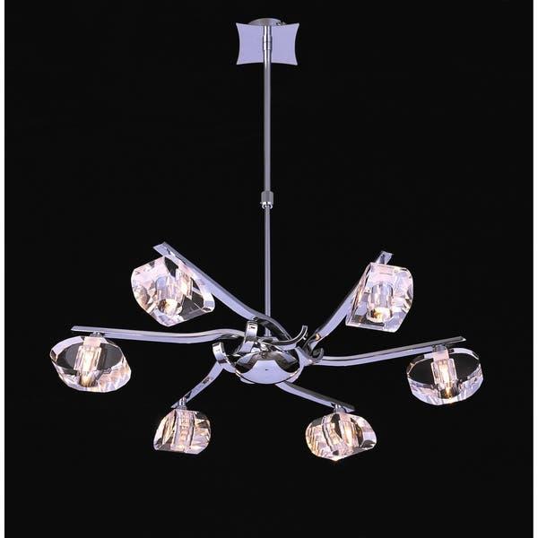 Mantra Lighting Alfa 0412 Chrome
