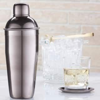 Gunmetal Cocktail Shaker, 32 Oz.