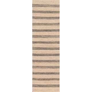 Novogratz by Momeni Montauk Lighthouse Jute Hand Woven Area Rug