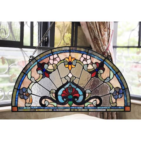 Buy Stained Glass Panels Online At Overstock Our Best Window
