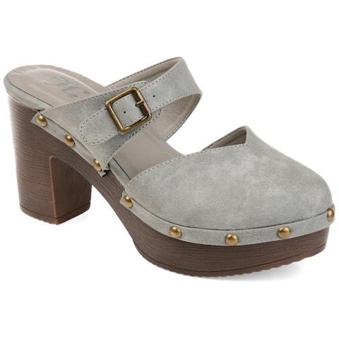 Journee Collection Women's Saige Clog