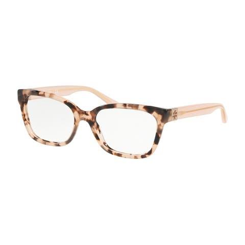 Tory Burch Square TY2084 Women's BLUSH TORT Frame DEMO LENS Eyeglasses