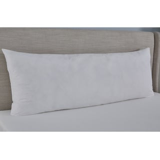 Slumber Solutions Memory Fiber Body Pillow