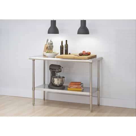 TRINITY PRO EcoStorage? NSF Stainless Steel Table