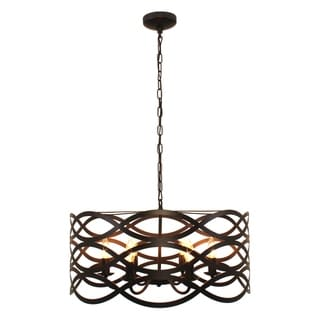 Link to 6-light Oil Rubbed Bronze Chandelier Similar Items in Chandeliers