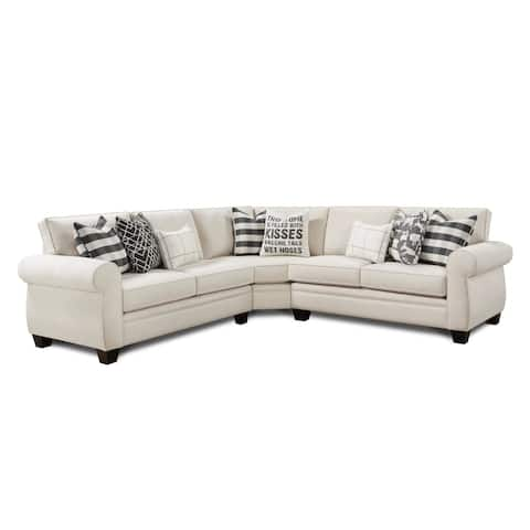 Popstitch Shell Stationary Sectional