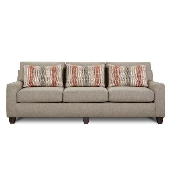 3320 Caliente Pepper Sofa