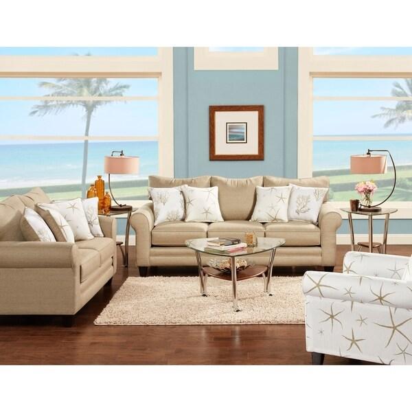 1140 Vibrant Linen Sofa