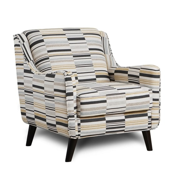 Shop Talley Mineral Multi Colored Accent Chair Free