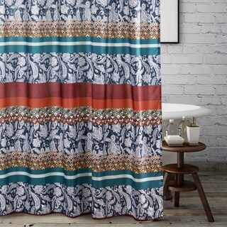 Barefoot Bungalow Vista Shower Curtain