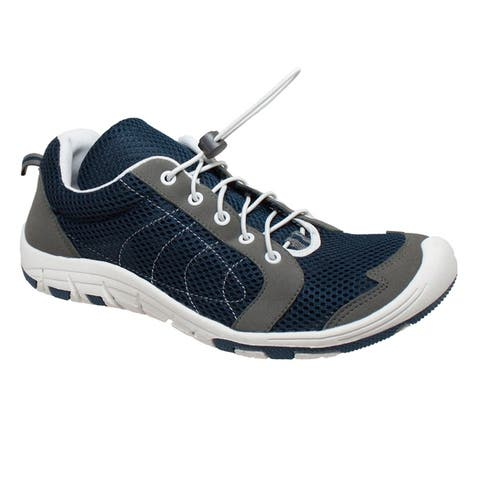 Womens Speed Lace Rocsoc Navy/Grey