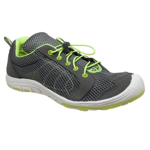 Womens Speed Lace Rocsoc Volt/Grey