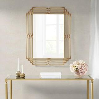 """Madison Park Monroe Mirror 2-Color Option - 28""""w x 1.5""""d x 36""""h"""