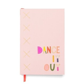 Dance it Out Coptic Bound Journal - 5.5 x 8.25 inches