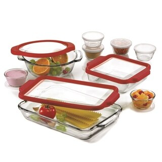 Anchor Hocking 18-Pc Ovenware w/ Lids