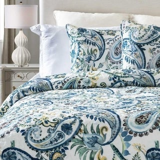 Link to Watercolor Paisley Quilt Set Similar Items in Quilts & Coverlets