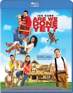 Are We Done Yet? (Blu-ray Disc)