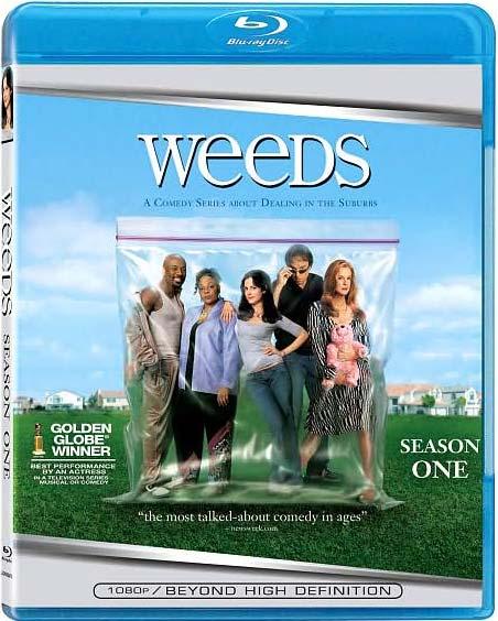 Weeds: Season 1 (Blu-ray Disc)