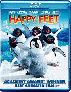 Happy Feet (Blu-ray Disc)
