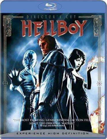 Hellboy (Blu-ray Disc)