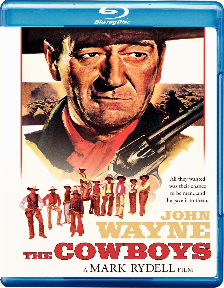 The Cowboys (Blu-ray Disc)