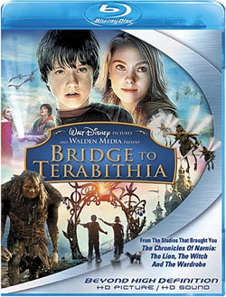 Bridge To Terabithia (Blu-ray Disc)