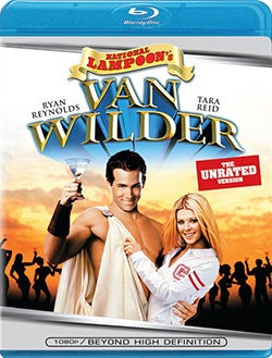 National Lampoon's Van Wilder (Blu-ray Disc)