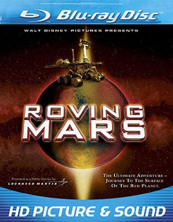 Roving Mars (Blu-ray Disc)