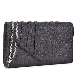 f40fdf69f0 Buy Black Clutches   Evening Bags Online at Overstock