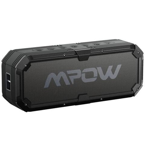 Mpow Bluetooth 4.0 Travel Speaker, Portable Waterproof Wireless Speaker + Enhanced Bass