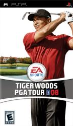 PSP - Tiger Woods PGA Tour 08 - Thumbnail 1