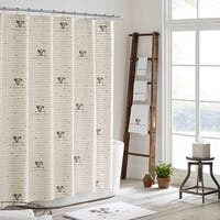 Ellen DeGeneres Puppy Love Shower Curtain