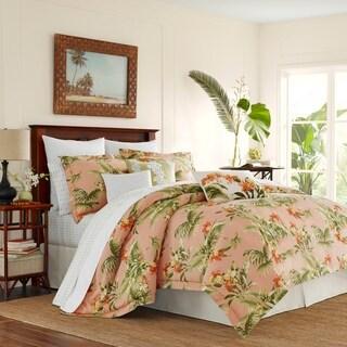 Tommy Bahama Siesta Key Cantaloupe Comforter Set