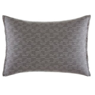 Vera Wang Burnished Quartz 15x20 Throw Pillow