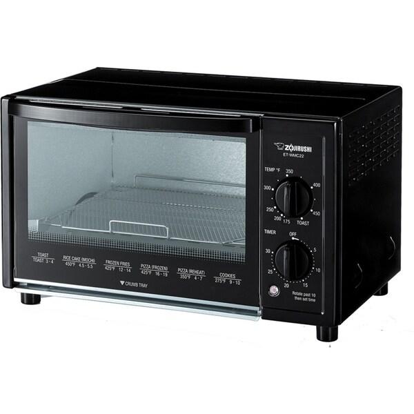 Zojirushi Toaster Oven ET-WMC22. Opens flyout.