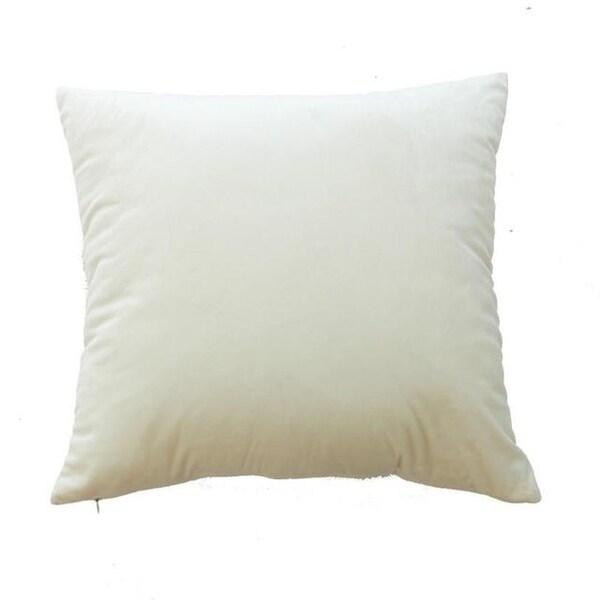 Velvet Pillow Case Sofa Waist Throw Cushion Cover-A73