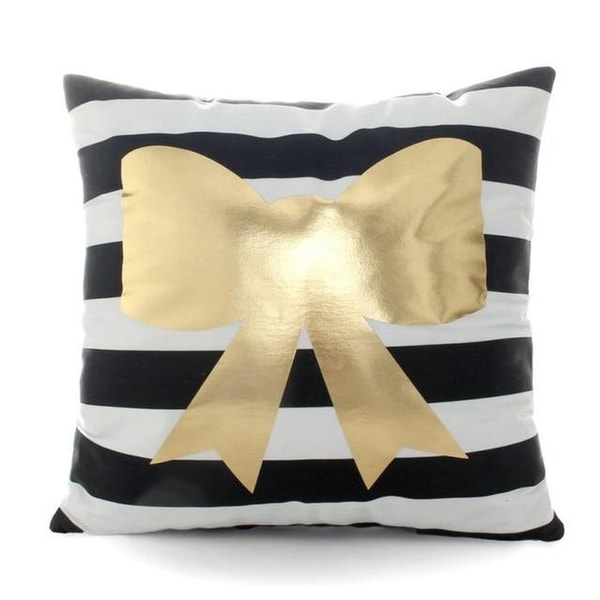 """Printing Stamping Pillow Cover """"Queen King""""-A47"""