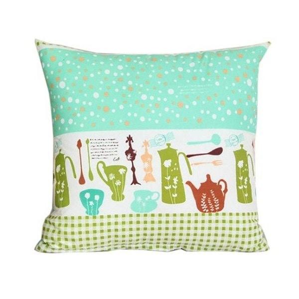 Small Fresh Pillow Cover Home Life Fashion Print-A23