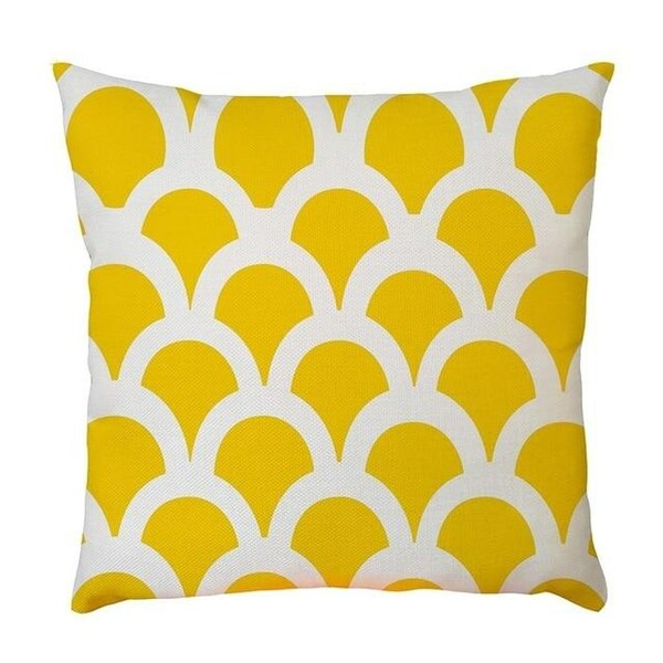 Geometric Pattern Cushion Cover Home Decor-A153